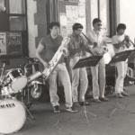 Bahnhof Cham 1983