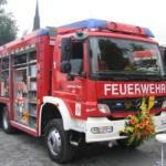 Feuerwehrfest Cham 2007