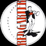 RED GARTER Dixieland Band Logo