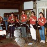 20. Geburtstag Ernst Rohrer 1988